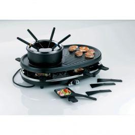 grill stołowy / zestaw do raclette i fondue