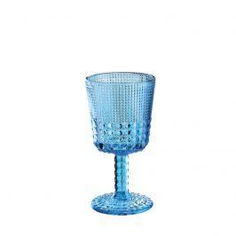 Kieliszek do wina 300 ml Cilio Crystal Line błękitny