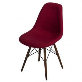 Krzesło  P016W Duo D2 czerwono-szare/dark