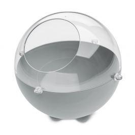 Pojemnik na kapsułki z kawą 20cm Koziol Orion small szary