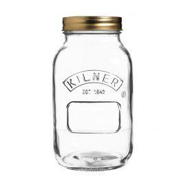 Słoik 1l Kilner Preserve Jars przezroczysty