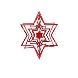 Ozdoba choinkowa Philippi czerwona