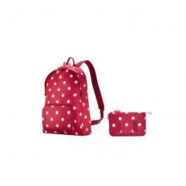 Plecak Reisenthel Mini Maxi Rucksack ruby dots