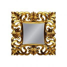 Lustro wiszące 100x100cm D2 Baroque złote