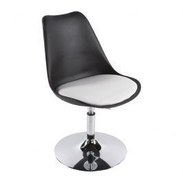 Krzesło Victoria III Kokoon Design czarno-biały