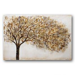 Obraz Złote drzewo 100x150cm Artehome