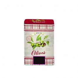 Pojemnik z pokrywką 12,5x9x17,5cm Nuova R2S Bistrot Olives