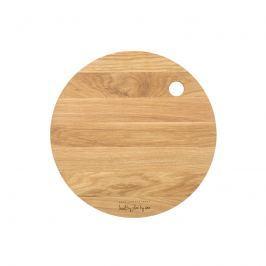Okrągła deska drewniana 27 cm Healthy Plan By Ann - Anna Lewandowska