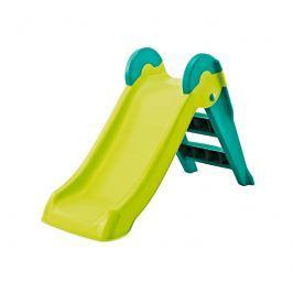 Zjeżdżalnia 110x46cm Keter Boogie Slide zielono-morska