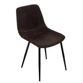 Krzesło Vigo D2 brązowe ciemne