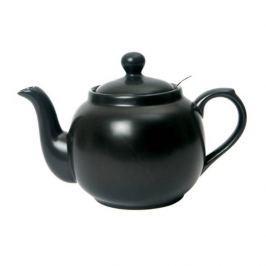 Dzbanek do herbaty z filtrem 1,2 l London Pottery czarny
