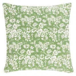 Poduszka Flower Garden 45x45 zielona