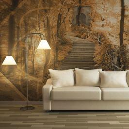 Fototapeta - Stairs to paradise (200x154 cm)