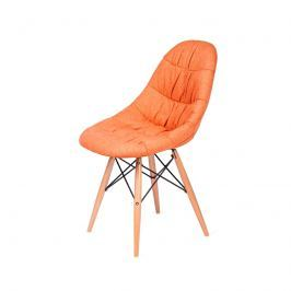 Krzesło King Bath Rugo pomarańczowe