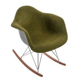 Krzesło P018 RAR Duo D2 zielono-szare