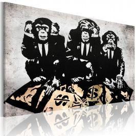 Obraz - Money problem (60x40 cm)