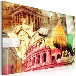 Obraz - Czarujący Rzym (60x40 cm)