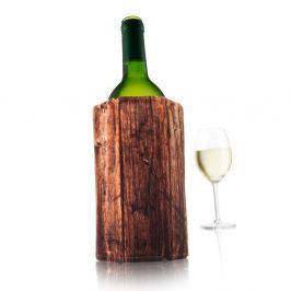 Aktywny schładzacz do wina Vacu Vin drewno