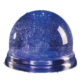 Kula śnieżna ze światłem Led Koziol LED niebieska