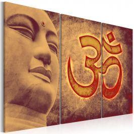 Obraz - Budda - symbol (60x40 cm)