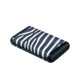 Małe pudełko Pocket S Curver (zebra)