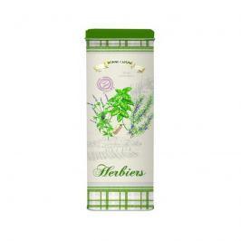 Pojemnik kuchenny na spaghetti Nuova R2S Herbs zielony