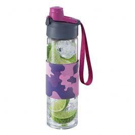 Butelka na wodę 630 ml Cilio Aqua różowa