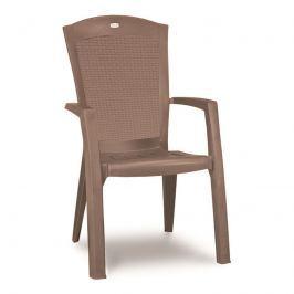 Krzesło ogrodowe Minnesota Dining : Kolor - cappuccino