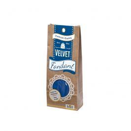 Lukier plastyczny (fondant) Birkmann Velvet niebieski