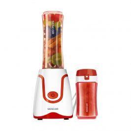 Smoothie Blender 600ml + 300 ml Sencor SBL 2204RD czerwony