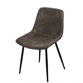 Krzesło Vigo D2 brązowe