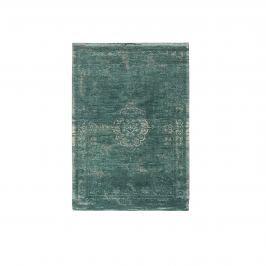 Dywan naturalny 140x200 cm Louis De Poortere Orient Jade turkusowy