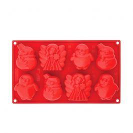 Forma Pavoni Wintertime czerwona