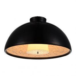 Lampa wisząca-plafon 60cm King Home Elegante czarna