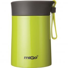 Mini termos obiadowy 0,4 l Aladdin Migo Hot & Cold zielony