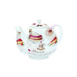 Czajnik do herbaty z zaparzaczem 1 l Nuova R2S Romantic ciasto