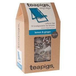Herbata Teapigs Lemon & Ginger 50 piramidek