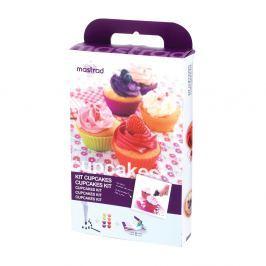 Zestaw do muffinek i cupcake'ów Mastrad + przepisy gratis