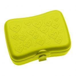 Lunchbox Koziol Susi musztardowy