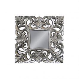 Lustro wiszące 76x76cm D2 Baroque srebrne