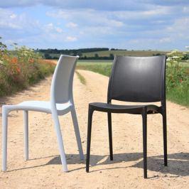Krzesło Aruka białe