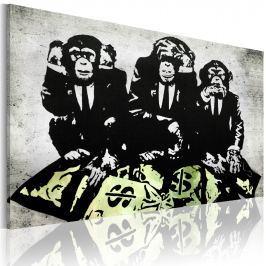 Obraz - Money is a problem II (60x40 cm)