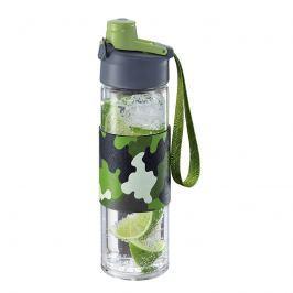 Butelka na wodę 630 ml Cilio Aqua zielona