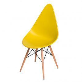 Krzesło D2 Rush DSW oliwkowe