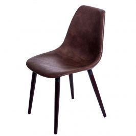 Krzesło D2 Vincent W jasno brązowe