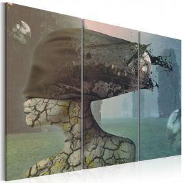 Obraz - Brainstorm - triptych (60x40 cm)