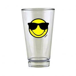 Szklanka 300 ml Zak! Design Smiley Sunglasses