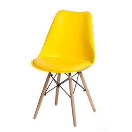 Krzesło Norden DSW PP D2 żółte