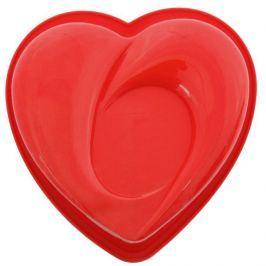 Forma do ciasta serce Cuore Pavoni czerwone