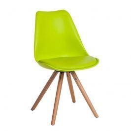 Krzesło Norden Star PP D2 zielone